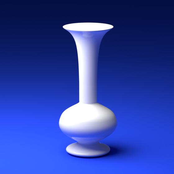 Trumpet Vase