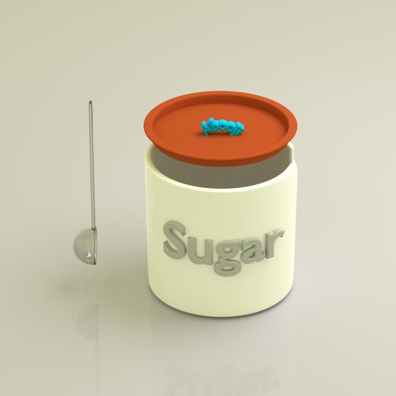 Abooji Sugar Can